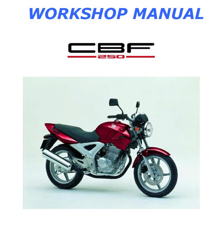 honda cbf250 workshop manual 2fiftycc com home of the quarter litre rh 2fiftycc com honda foresight 250 manual honda foresight 250 manual