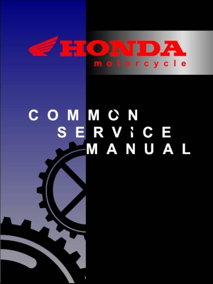 honda common service manual 2fiftycc com home of the quarter litre rh 2fiftycc com honda sky manual pdf honda sky manual pdf