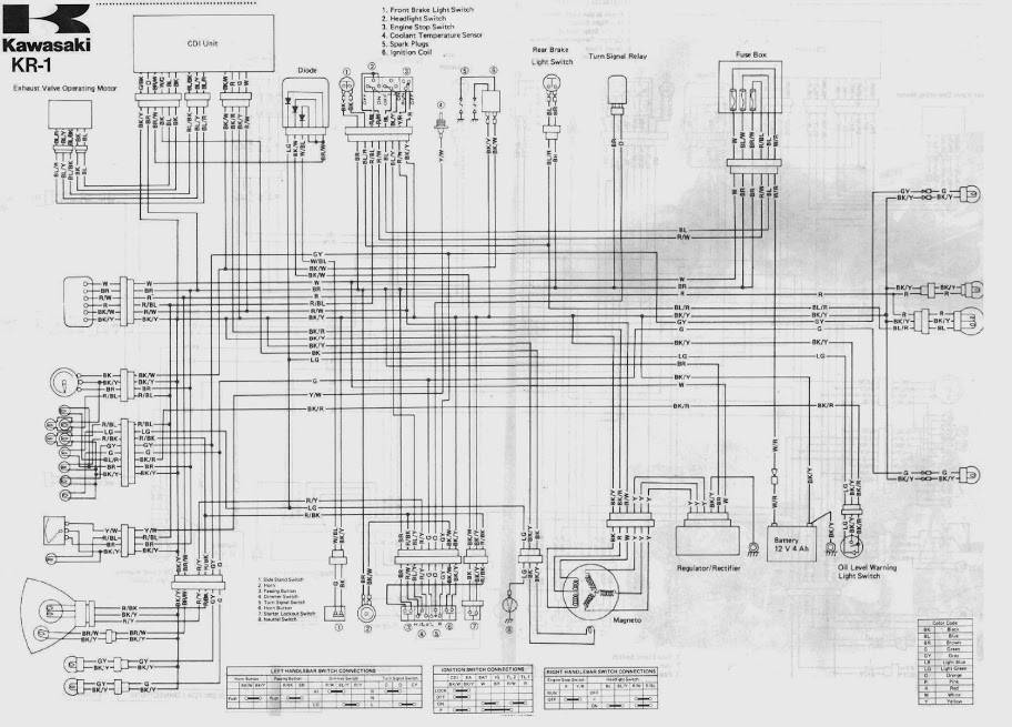 kawasaki kr1s wiring diagram 2fiftycc com home of the quarter litre rh 2fiftycc com Kawasaki KLF 300 Wiring Diagram Kawasaki Bayou 220 Wiring Diagram