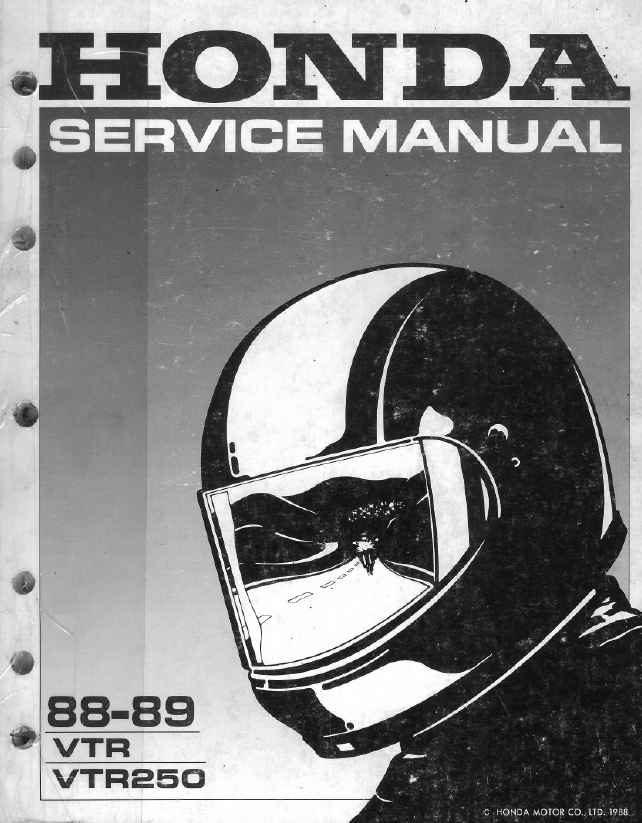 honda vtr250 interceptor workshop manual 2fiftycc com home of rh 2fiftycc com honda vtr 250 service manual VTR 250 1994