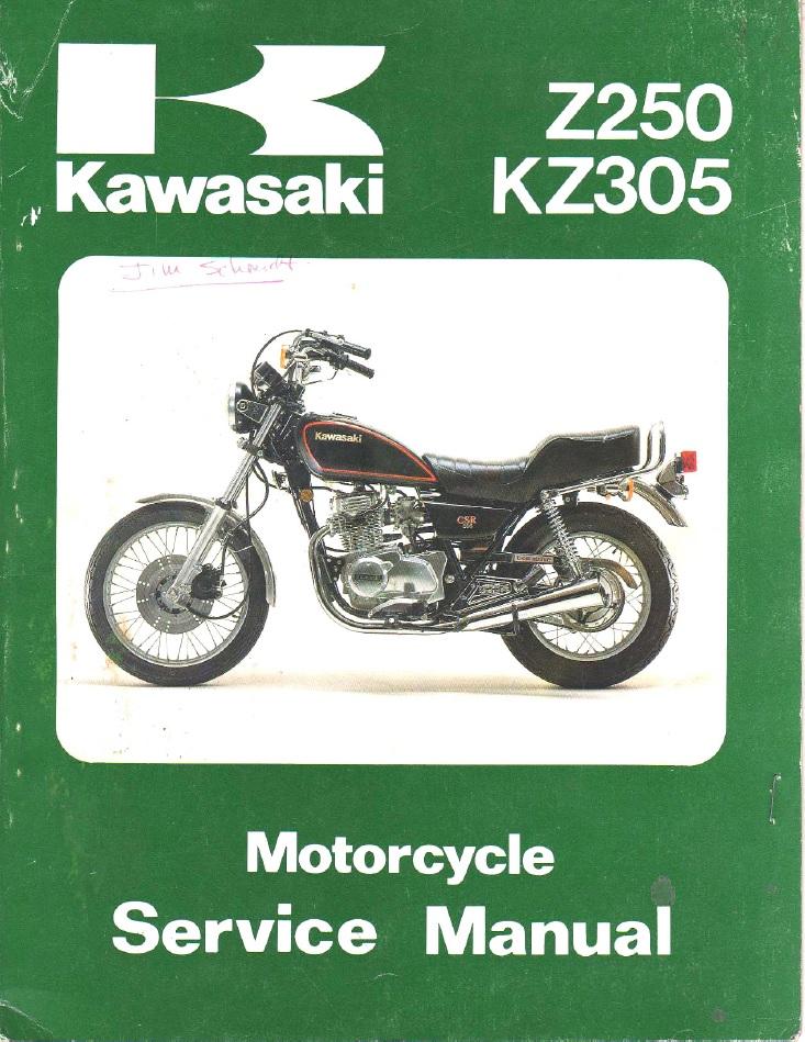 kawasaki z250 workshop manual 2fiftycc com home of the quarter litre rh 2fiftycc com kawasaki z250 service manual pdf KTM Duke 390