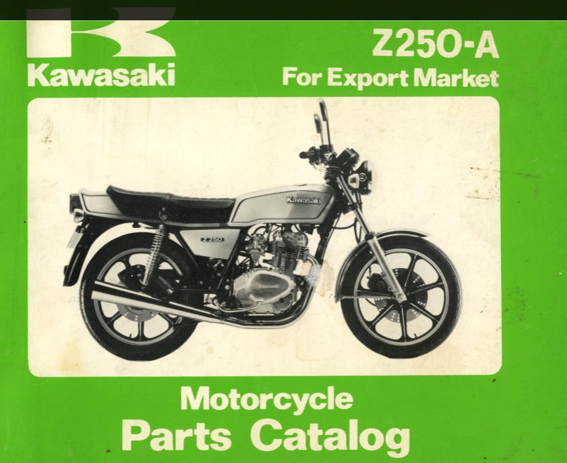 Honda Motorcycle Parts Catalogue Pdf